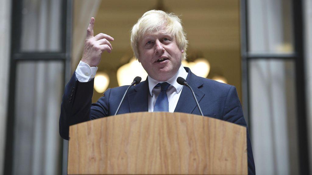 Istri Diplomat AS Kabur Usai Tabrak Mati Pemuda Inggris, Ini Kata PM Johnson