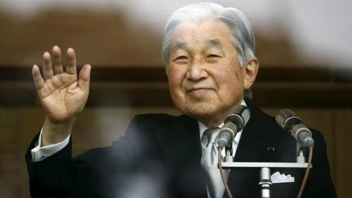 Kaisar Akihito (Thomas Peter/Reuters)