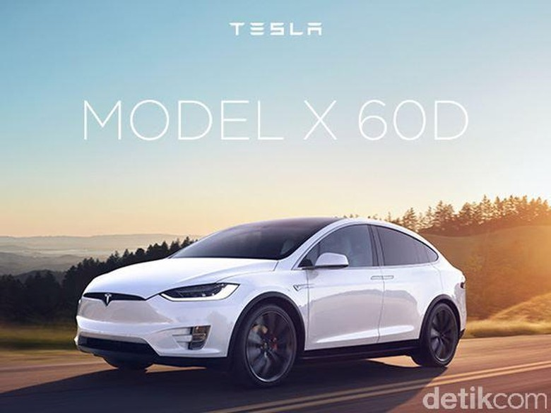 Tesla Model X Foto: Tesla