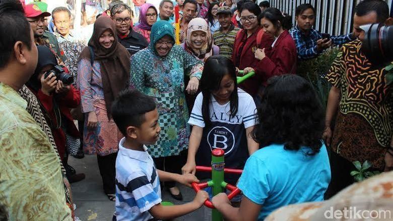 Wali Kota Risma Pastikan Kesiapan Field Trip di Kampung Ketandan