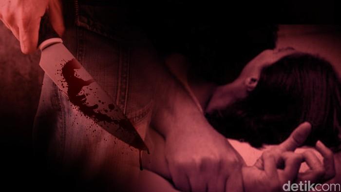 Ilustrasi Pembunuhan Pemerkosaan