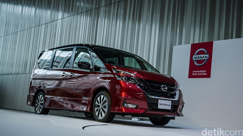 All New Nissan Serena Foto: Nissan