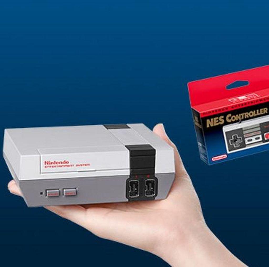 Nintendo Siap Jual Kembali NES Classic Edition