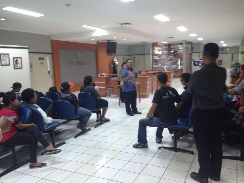 RS Elisabeth Bekasi Juga Dituntut Buka Posko Informasi Vaksin