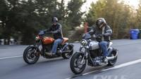 Motor Buatan Keanu Reeves Arch Lolos Euro4