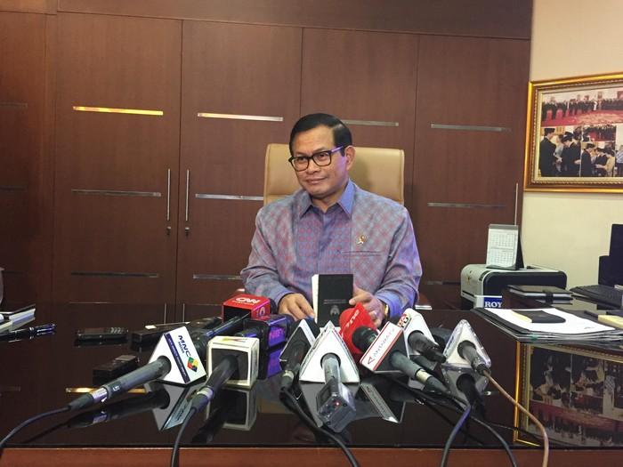 Pramono Anung (Foto: dok. detikcom)