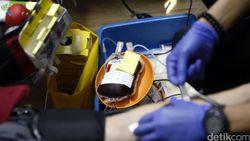 Urgen! Stok Darah PMI Aceh Utara Menipis