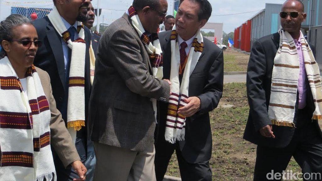Perusahaan Indonesia Tanam Modal di Ethiopia