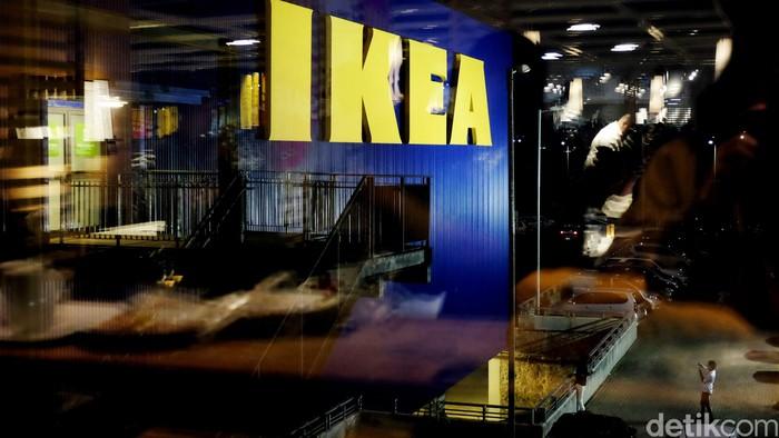Logo Ikea Alam Sutera