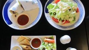 Gyros Alley: Mencicip <i>Gyros Souvlaki Lamb</i> dan <i>Greek Salad</i> yang Enak dan Sehat