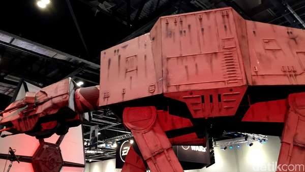 Kemeriahan Star Wars Celebration Europe 2016