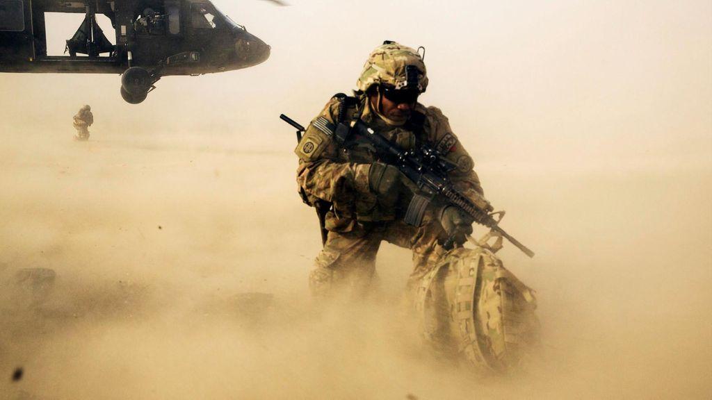 Dua Tentara Amerika Serikat Tewas di Afghanistan