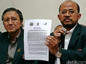 IDI Buka Peluang Somasi Zaim Saidi soal Analogi Dokter-Pemabuk