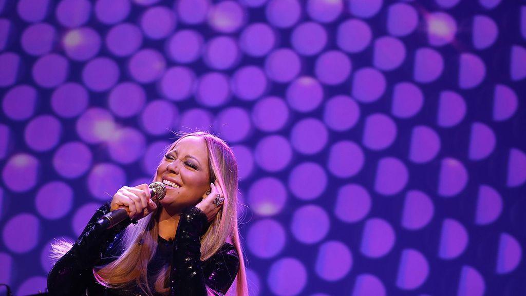 Mariah Carey Kolaborasi dengan Skrillex dan Ty Dolla Sign