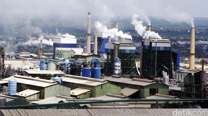 Ilustrasi Pabrik/Foto: Rachman Haryanto