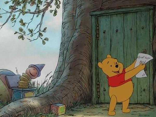 Rumah pohon tempat tinggal Winnie the Pooh disewakan untuk staycation. Ini adalah waktu yang tepat untuk menyempurnakan mimpi di masa kecil (Foto: Istimewa)