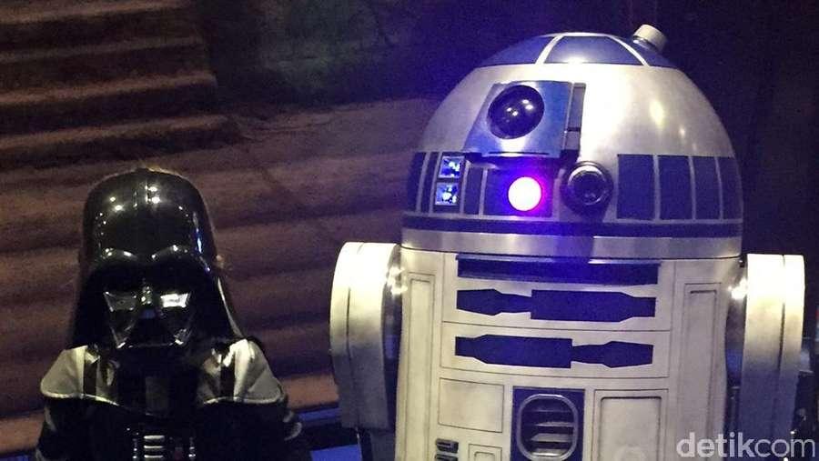 Kemeriahan Star Wars Celebration Europe 2016