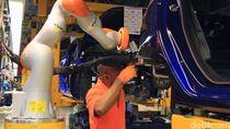 Robot Kolaboratif Sasar Industri Otomotif di Tanah Air