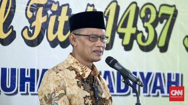 Amien Rais Dinilai Keluar dari Khitah Muhammadiyah