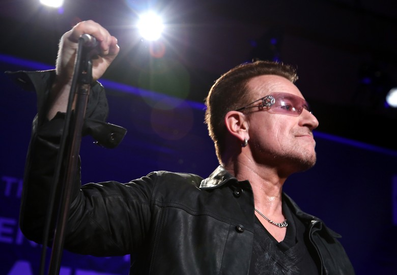 U2 Akan Mainkan Lagu Baru di Tur The Joshue Tree