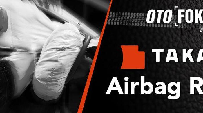 Prahara Airbag Takata