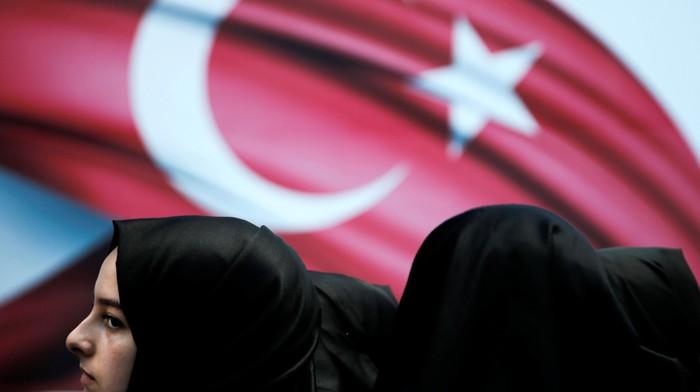 Foto: Alkis Konstantinidis/Reuters/detikFoto