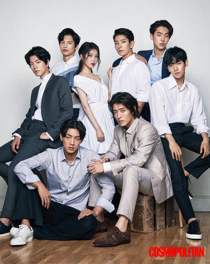 Scarlet Heart: Goryeo/Moon Lovers for Cosmopolitan Korea