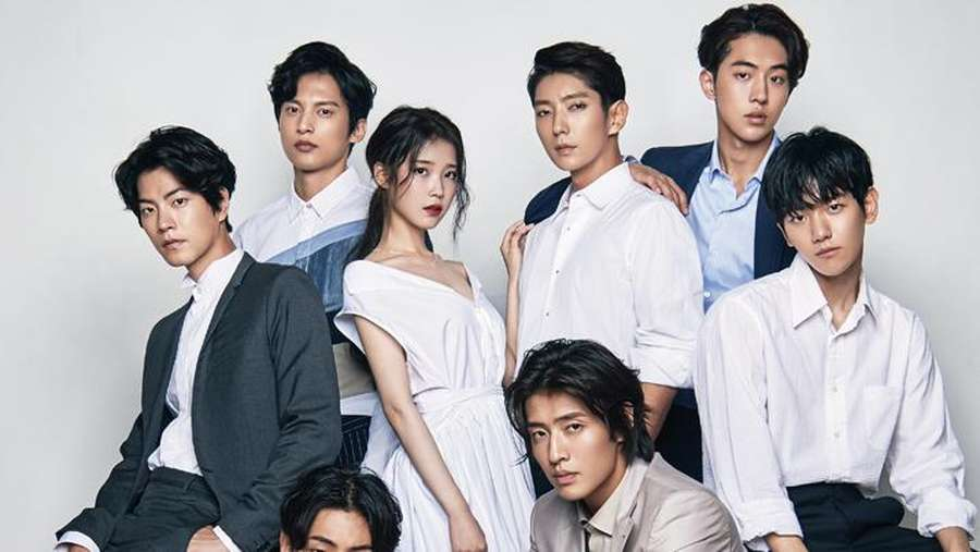 IU Dikelilingi Para Pangeran Ganteng Scarlet Heart: Ryeo