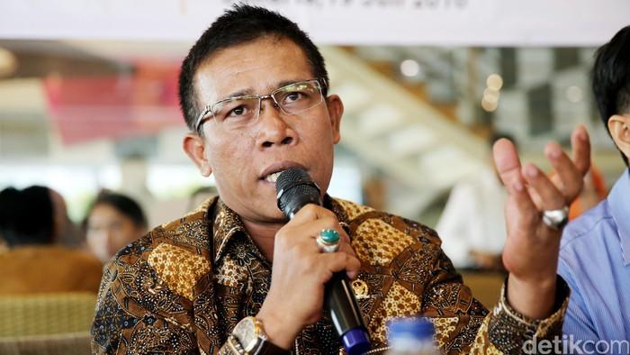 Masinton Pasaribu di Jakarta (19/7/2016)