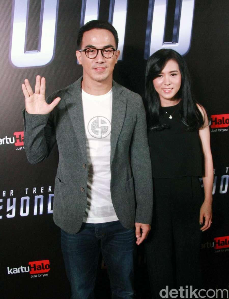 Deretan Pasangan Selebriti di Premiere Star Trek Beyond