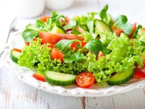 trik makan sayuran