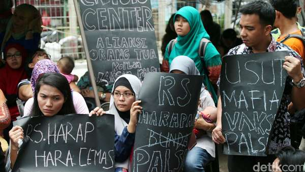 Vaksin Palsu Beredar di RS Harapan Bunda, Dinkes DKI Bantah Kecolongan