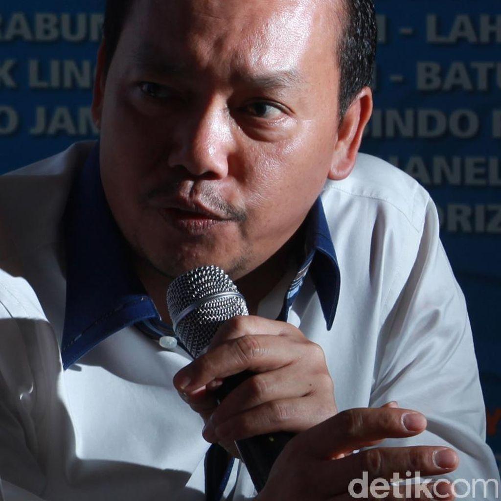 MA Hukum Eks Politikus PD Ramadhan Pohan 3 Tahun Penjara