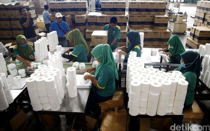 Melihat Pabrik Tisu Pindo Deli Pulp And Paper Mills