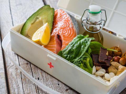 Riset: Makanan Berlemak Justru Bantu Langsingkan Tubuh