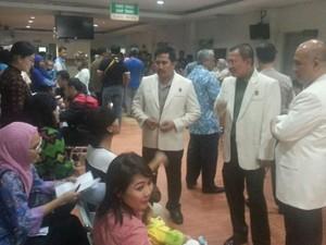 RS Polri Fasilitasi Vaksinasi Ulang Pasien RS Harapan Bunda Jaktim