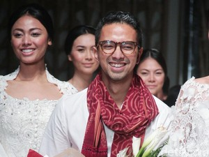 Fashion Show Diundur, Didiet Maulana Selamat dari Gempa dan Tsunami Palu