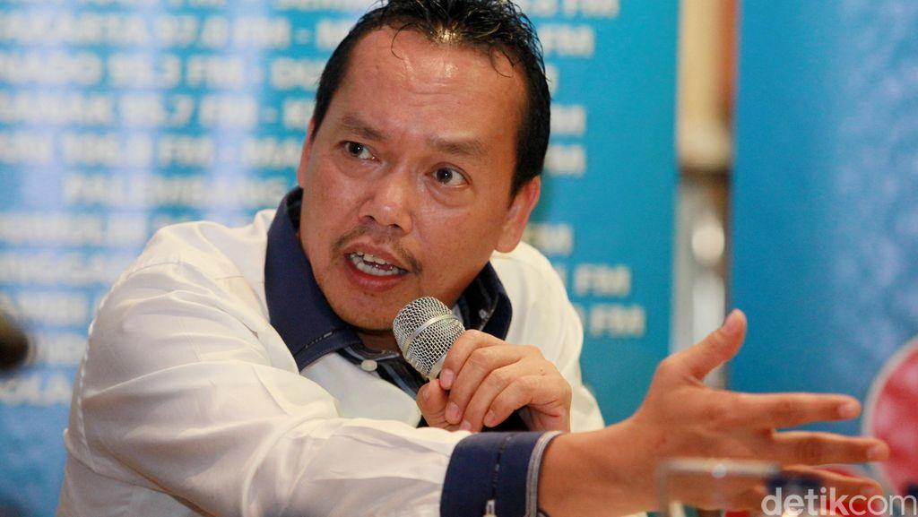 Ramadhan Pohan Dihukum 3 Tahun Bui, PD Hormati Putusan MA