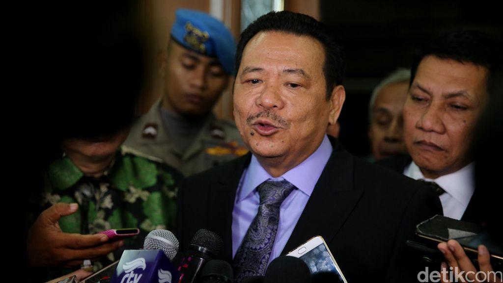 Sidang Perdana Gugatan Otto Hasibuan ke Djoko Tjandra Digelar 5 Oktober