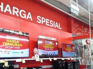 LED TV Mulai Rp 2.699 Juta di Transmart Carrefour