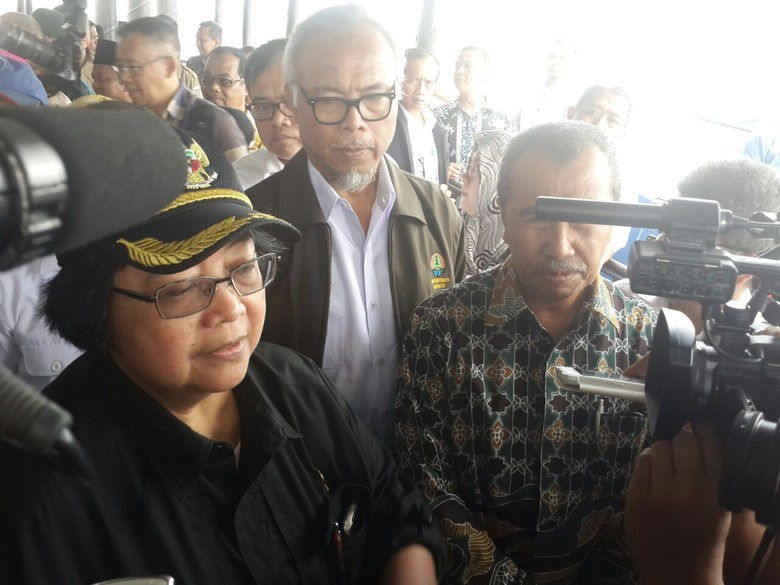 Menteri Siti: Ini Pertama Kali Peringatan Hari Lingkungan Hidup di Luar Istana