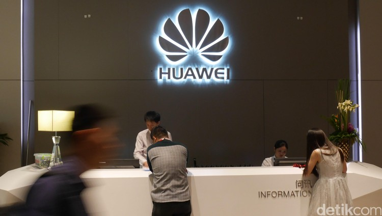 Kantor Pusat Huawei di Shenzhen