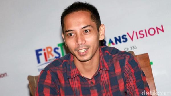 Fauzi Baadila Ikut Kampanye Akbar Prabowo-Sandi Sejak Jam 4 Subuh