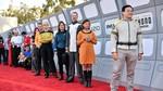 Para Pria Tampan dan Gagah di Star Trek Beyond