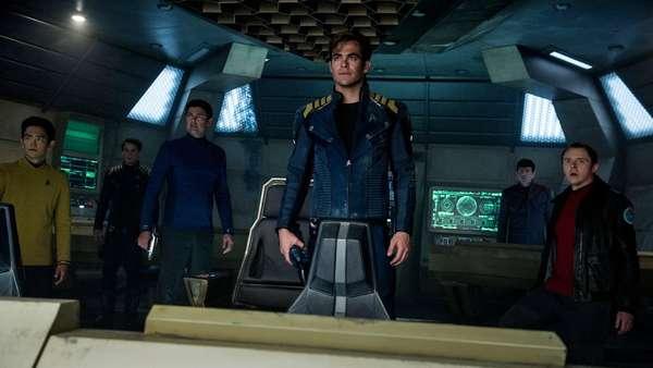 Perang Luar Angkasa di Star Trek Beyond