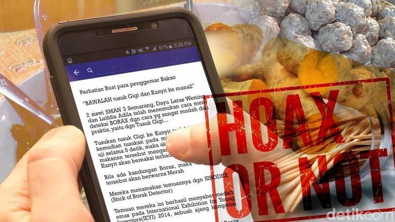 Broadcast Tusuk Gigi Kunyit Pendeteksi Borax Temuan Siswi SMA 3 Semarang