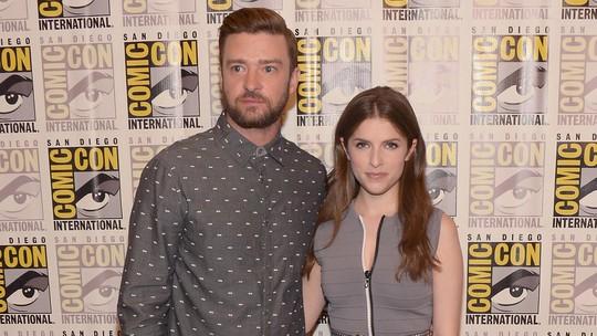 Promosi Film, Justin Timberlake dan Anna Kendrick Tampil Serasi