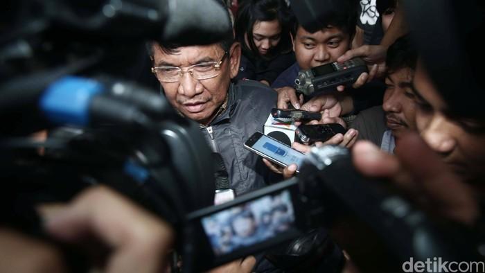 Sareh Wiyono diperiksa KPK untuk kasus Saipul Jamil beberapa waktu lalu (hasan/detikcom)