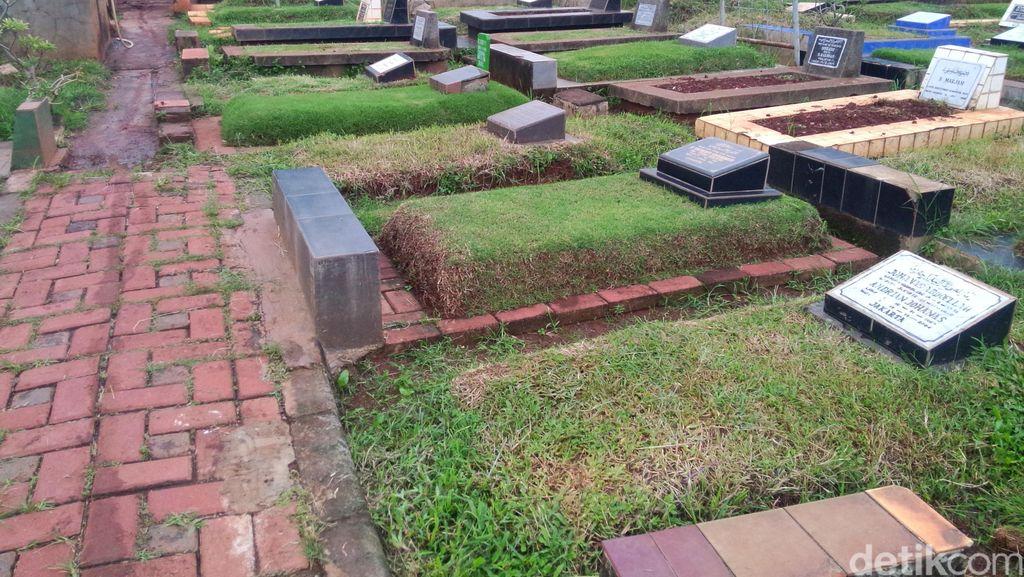 Geger Makam-makam Fiktif di Jakarta, Ini Modusnya