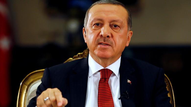 Terkait Bentrokan di Gaza, Erdogan Tuding Israel Lakukan Genosida